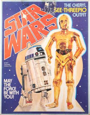 Private Webcast (online) & Postal Auction. Single Collection of Star Wars Toys and Collectables