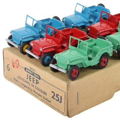 picture of Vintage & Collectible Toys Online Webcast and Postal Auction