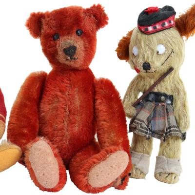 picture of Fine Dolls, Dolls Houses & Teddy Bear Webcast (online) & Postal Auction